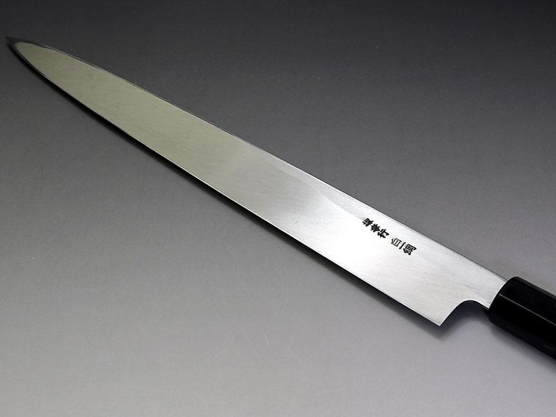 堺孝行 「白虎」 白一鋼 柳刃270