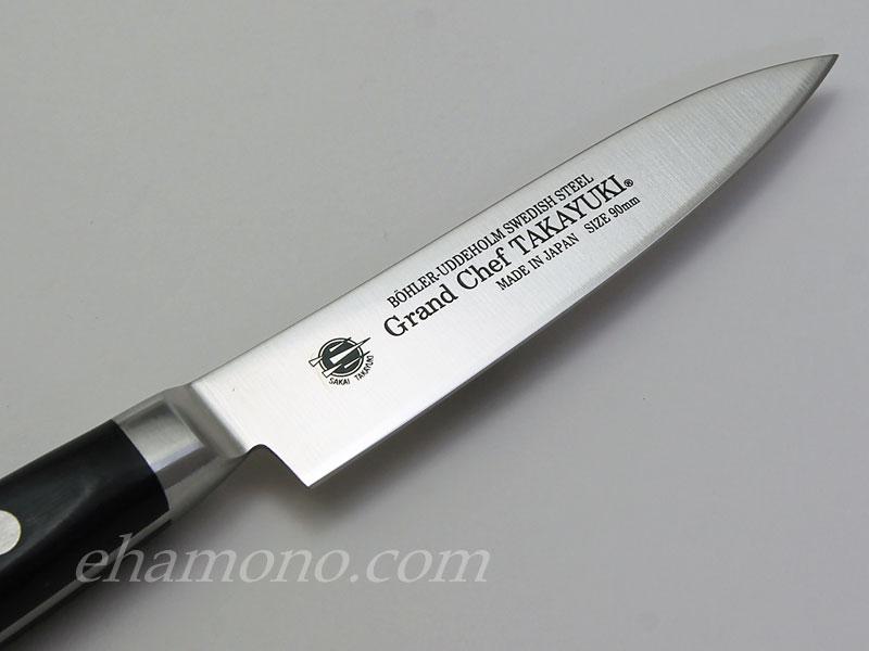グランドシェフ ペティナイフ90