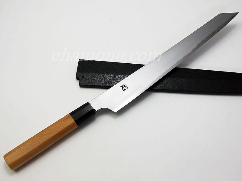 堺孝行 焔 (ほむら) 飛燕剣型柳刃300