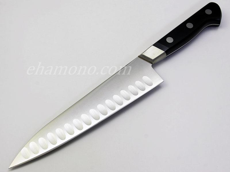 ミソノ UX-10  牛刀180 サーモン刃