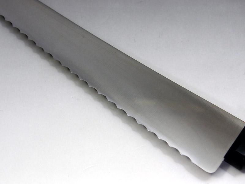 V金10号鍛造多層鋼 三徳型・冷凍包丁セット