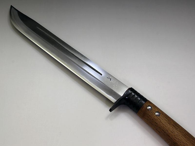 土居良明作 土佐狩猟剣鉈9寸 270