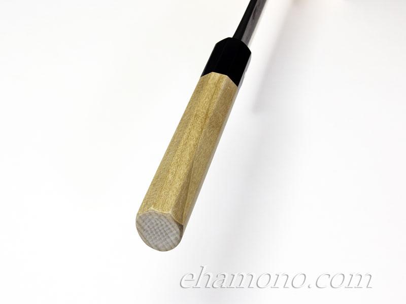 日野浦司作 和牛刀210黒〜Tsukasa Hinoura Cook's knife210