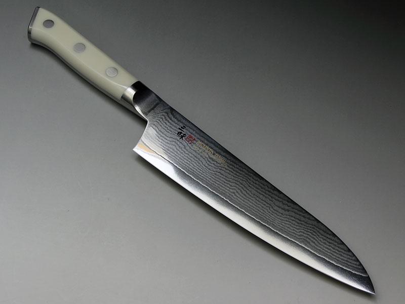 三昧 クラシックダマスカス 牛刀180 コーリアン