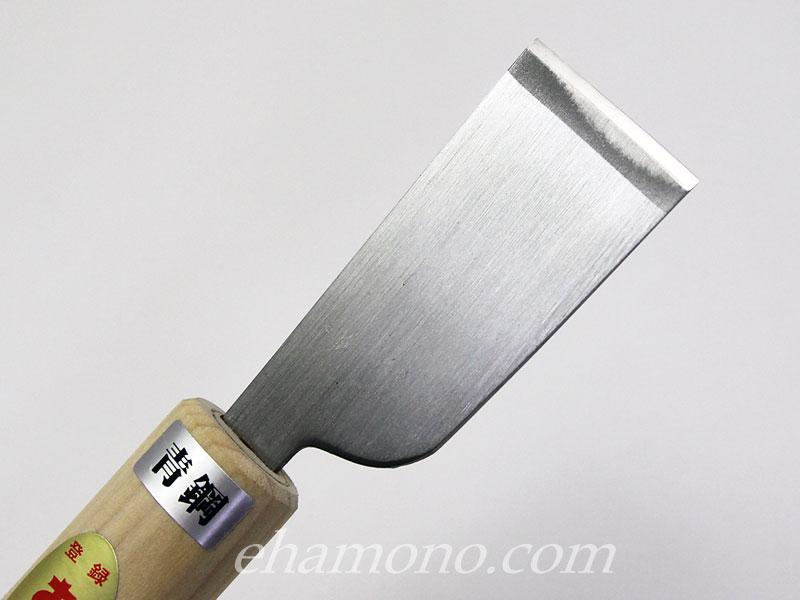 藤原小刀製作所 皮断36 青二鋼
