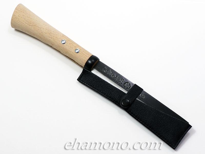日野浦刃物工房 『味方屋作 竹割り鉈150』両刃