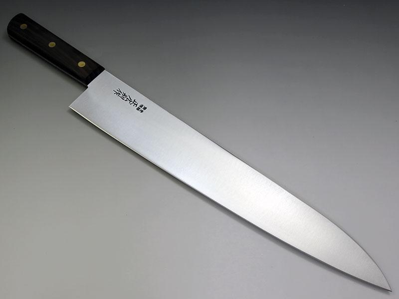 正広別作 平切(牛刀) 尺2寸 360mm