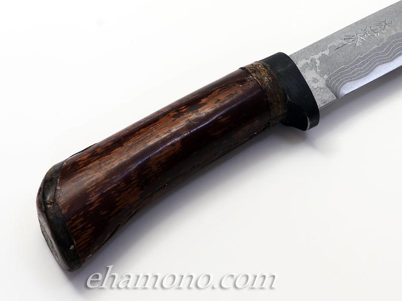 佐治武士作 みやび 山野小刀型