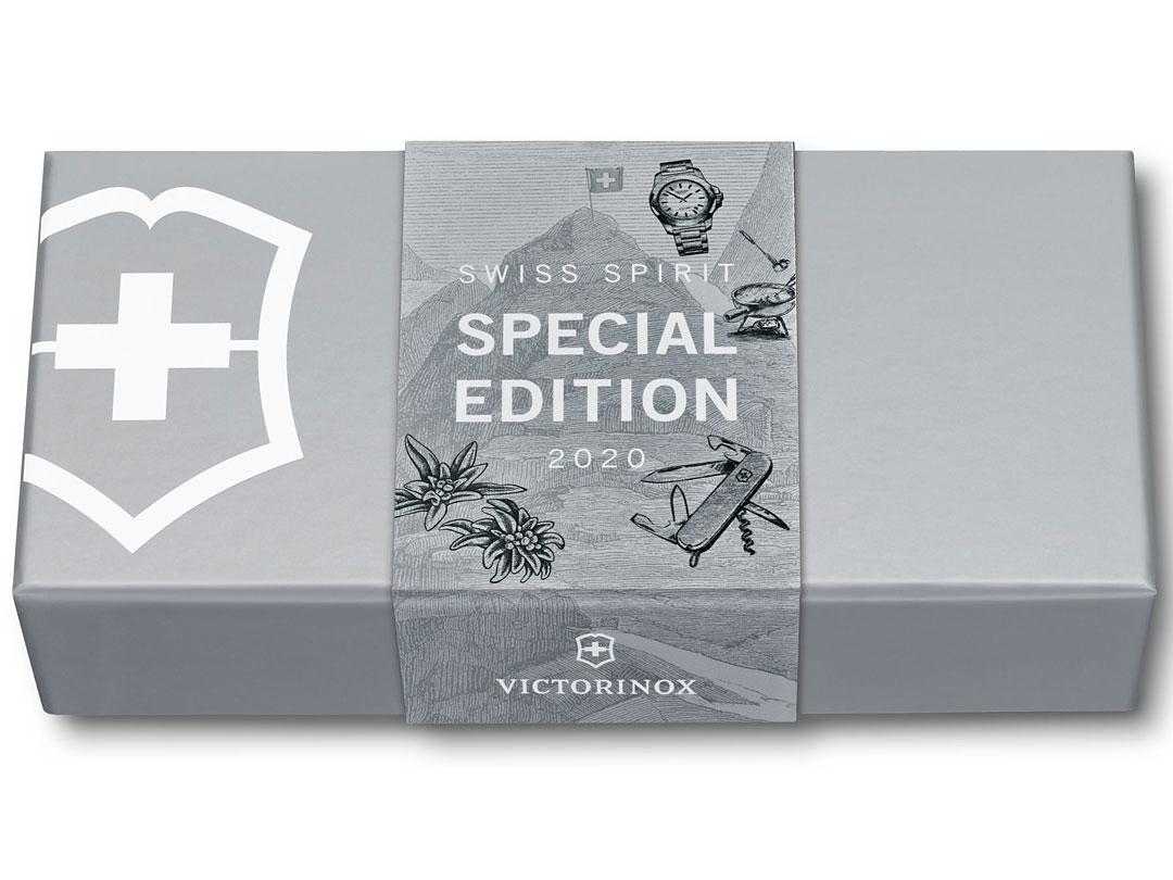 ビクトリノックス「エクスプローラー スイススピリット」スペシャルエディション 2020