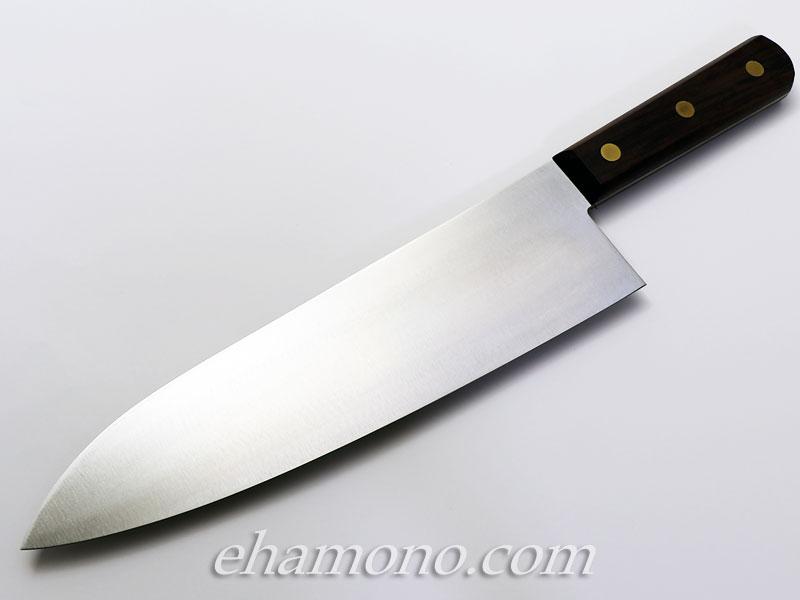 正広別作 小間切(肉出刃) 8寸 240mm