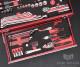 【KTC】 9.5sq. 67点工具セット SK36721X(特典付)レッド スタンダードツールセット SKX0213 採用モデル SK SALE 2021 SKセール