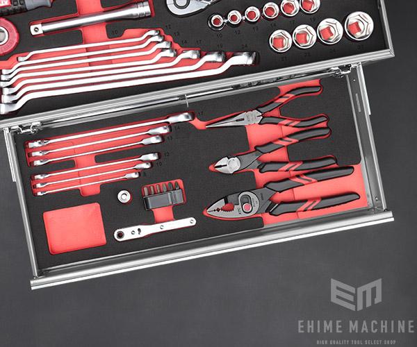 【KTC】 12.7sq. 60点工具セット SK46021XS(特典付)シルバー 大型車・重機・農機用ツールセット SKX0213S 採用モデル SK SALE 2021 SKセール