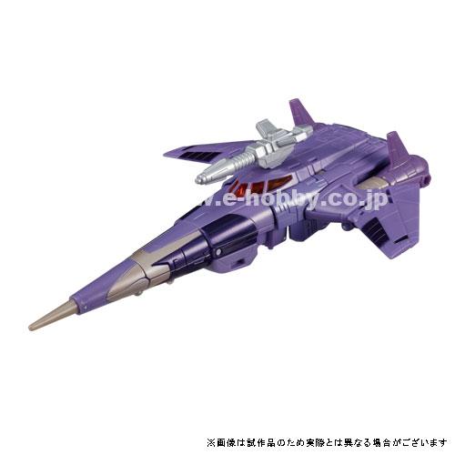 トランスフォーマー KD-07 サイクロナス