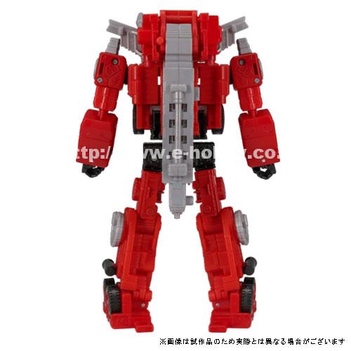 トランスフォーマー KD-10 オートボットインフェルノ