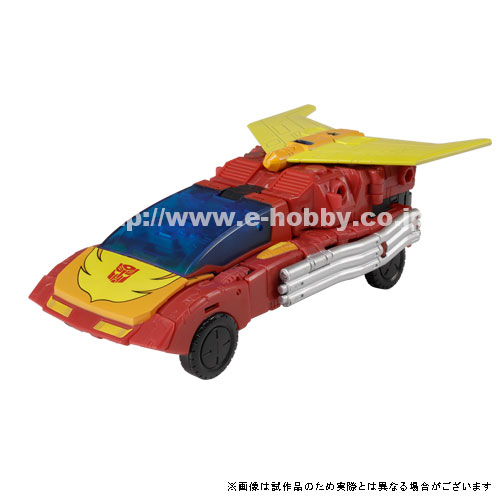 トランスフォーマー KD-12 ロディマスプライム