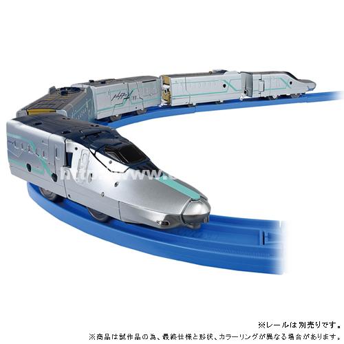 新幹線変形ロボ シンカリオン DXS104 シンカリオン ALFA-X