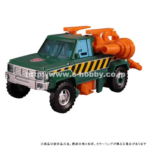 トランスフォーマー アースライズ ER-01 ホイスト