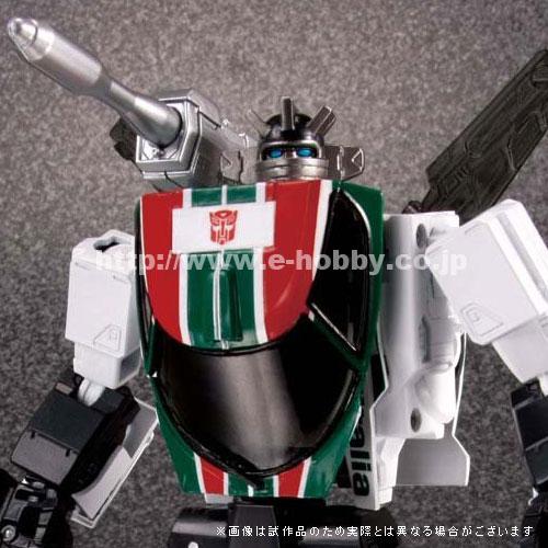 【再販】TFマスターピース MP20 ホイルジャック