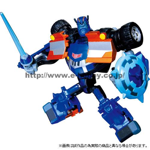 トランスフォーマーアニメイテッド 28 オートボットセンチネル