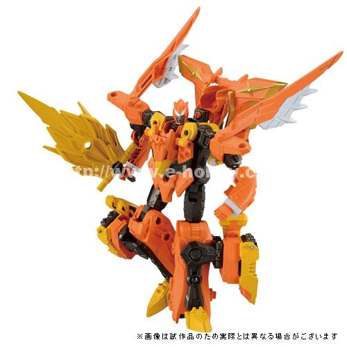 トランスフォーマー Go! G10 ヒショウマル