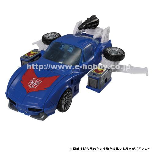 トランスフォーマー KD-15 トラックス