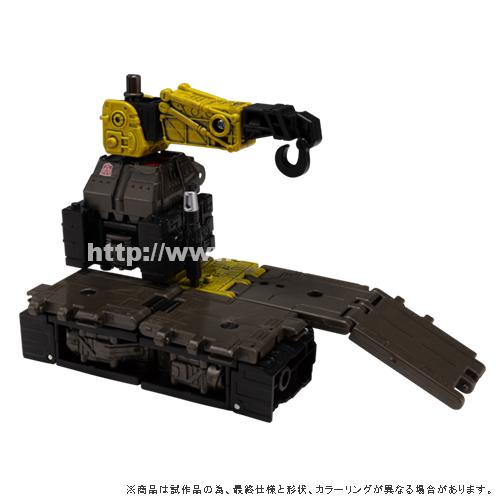 トランスフォーマー アースライズ ER-04 アイアンワークス