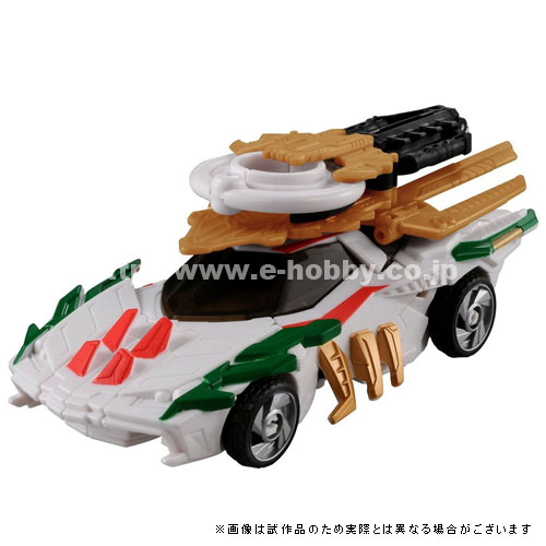 トランスフォーマー Go! G16 ハンターホイルジャック