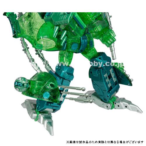 TFアンコール ユニクロン(マイクロン集合体カラー)