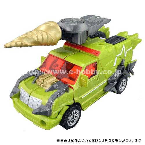 トランスフォーマー Go! G19 ハンターラチェット