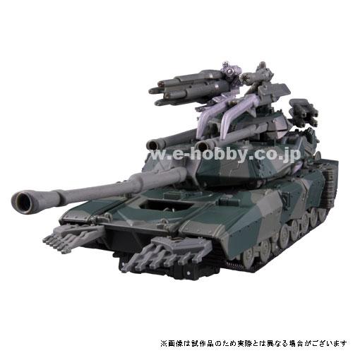 トランスフォーマーSS-12 ブロウル