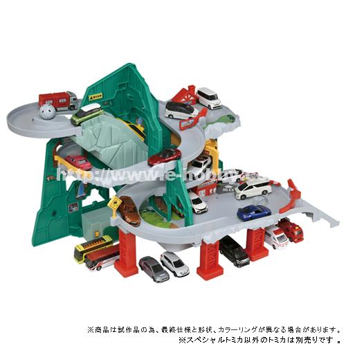 トミカ トンネルくぐって!やまのぼりドライブ(スペシャルトミカ同梱版)