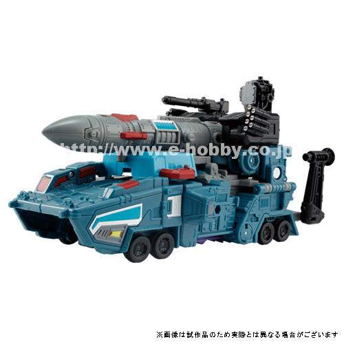トランスフォーマー アースライズ ER-08 ダブルディーラー