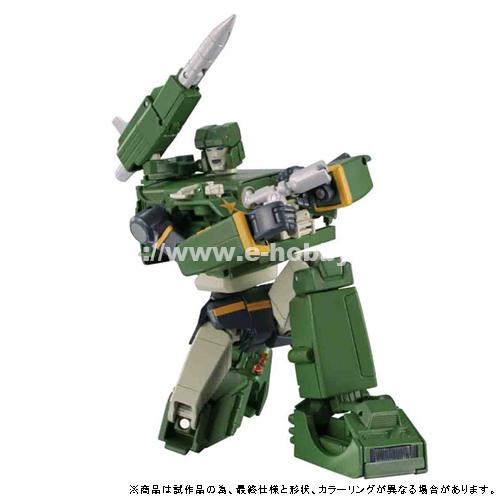 TF マスターピース MP-47 ハウンド