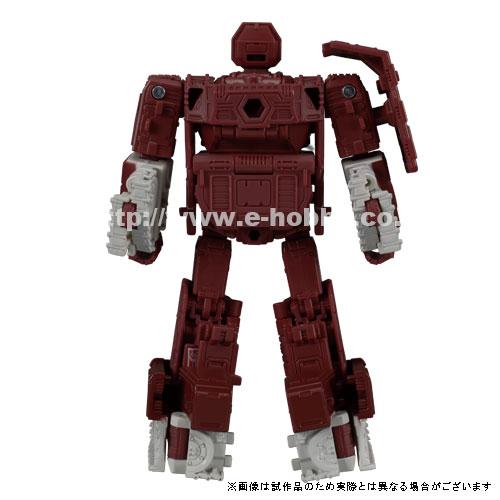 トランスフォーマー KD-06 オートボットワーパス