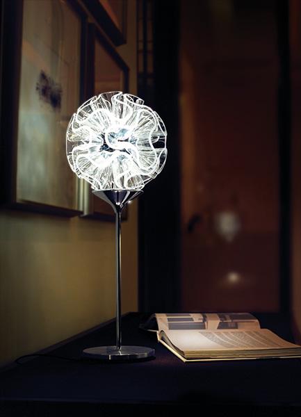 QisDesign(キスデザイン) LED照明|Coral Table 55(コーラル・テーブルランプ 55)CR01_DR55