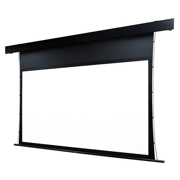 """【今だけ!! """"Amazon Fire TV Stick 4K""""をプレゼント】120インチ 電動 サイドテンション スクリーン 4K対応・HDR適合(レイロドール) OS オーエス TP-120HM-MRK1-HF102"""