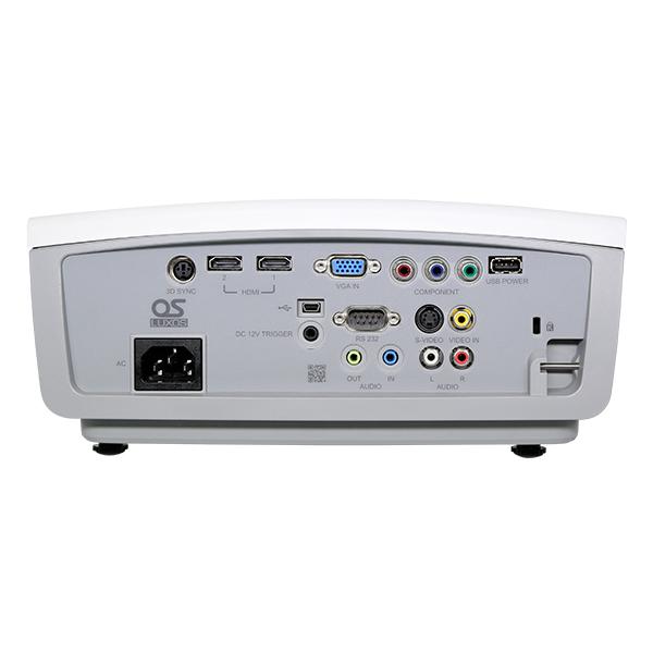 【中古美品・6ヶ月保証】フルHD DLPプロジェクター LUXOS ルクソス LP-200FH1