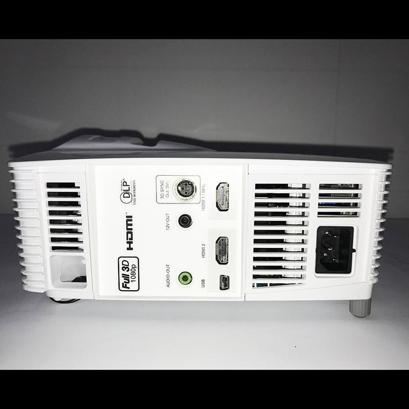 【中古・1年保証】短焦点 フルHD DLPプロジェクター Optoma オプトマ GT1080