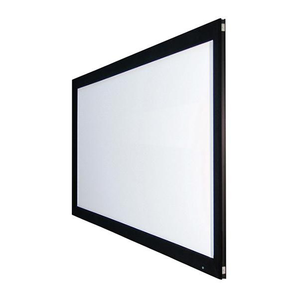90インチ 張込 スクリーン フルHD対応(ピュアマット204) OS オーエス PX-090H-WF204(フロッキー枠)