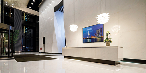 中型 42〜55型 テレビ壁掛け金具 Vogel's ボーゲルズ PFW4510(壁付・固定型)