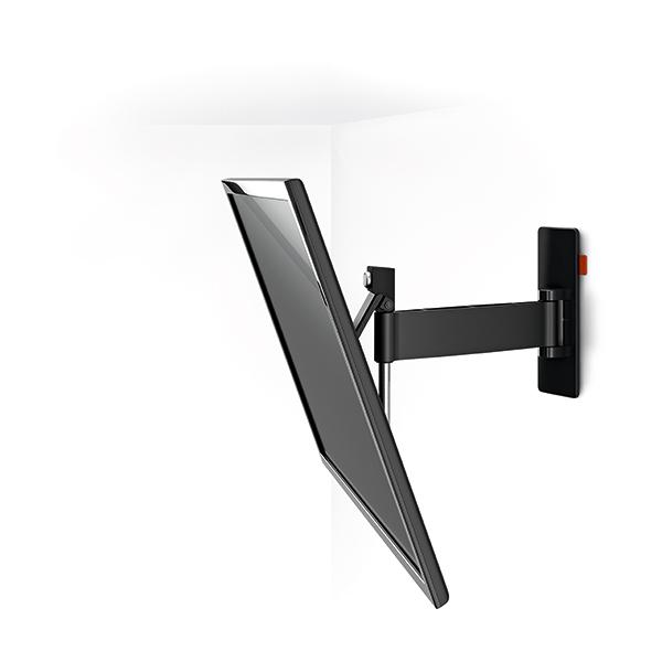 中型 32〜55型 テレビ壁掛け金具 Vogel's ボーゲルズ WALL3225(壁付・シングルアーム 首振り120°回転)