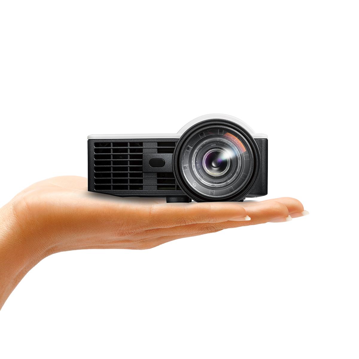 超小型 短焦点 LED モバイルプロジェクター Optoma オプトマ ML1050STJ