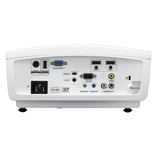 【ほぼ新品・4時間のみ使用・1年保証】フルHD DLPプロジェクター Optoma オプトマ HD37