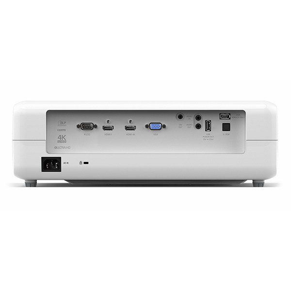 【2泊3日レンタル:12,080円〜】4K UHD HDR対応 DLP プロジェクター Optoma オプトマ UHD50(120インチ伸縮スクリーン/HDMIケーブル付)