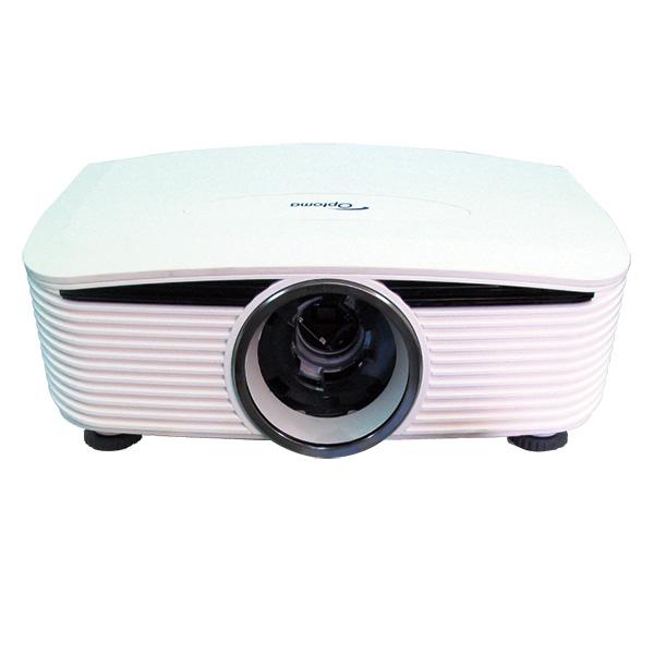 【中古・6ヶ月保証】フルHD DLPプロジェクター Optoma オプトマ EH503(本体のみ、レンズ別売り)