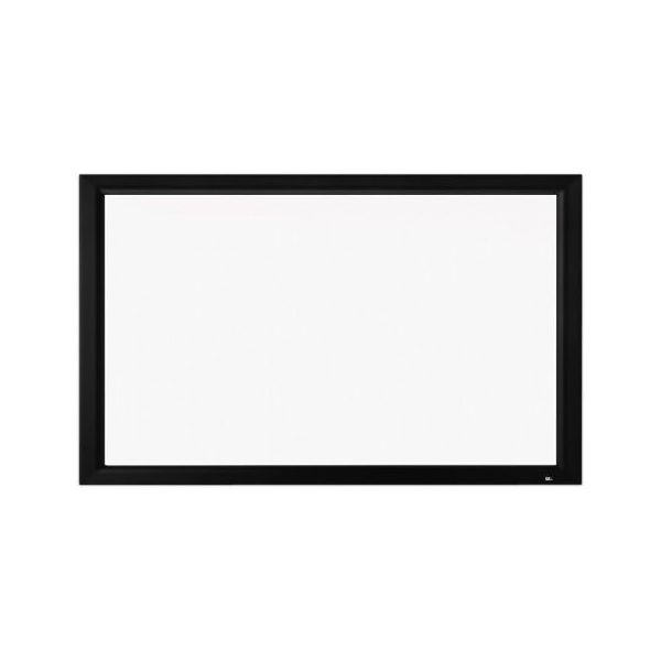 90インチ 張込 スクリーン 4K対応(ピュアマット�シネマ) OS オーエス PX-090H-WF302(フロッキー枠)