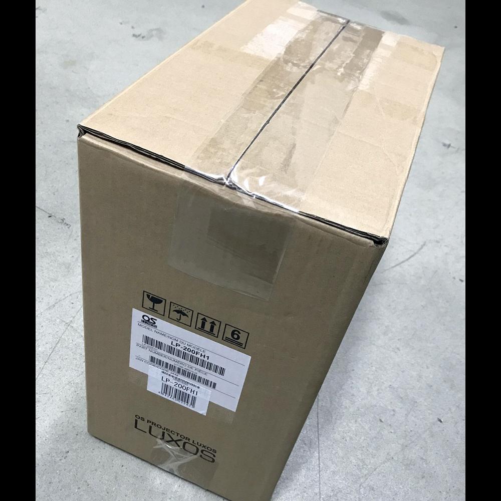 【中古・1年保証】フルHD DLPプロジェクター LUXOS ルクソス LP-200FH1