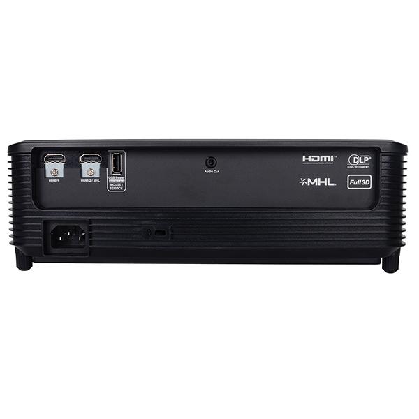 【中古美品・6ヶ月保証】SVGA 3200lm DLPプロジェクター Optoma オプトマ S331