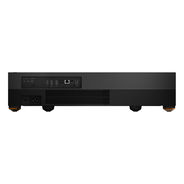 【台数限定/新品・少し箱へこみ特価】超短焦点 4K UHD HDR対応 レーザー DLPプロジェクター Optoma オプトマ P1