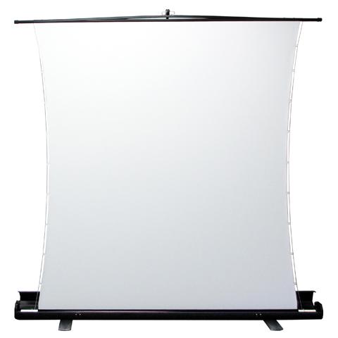 83インチ 自立式 スクリーン(短焦点プロジェクター用) OS オーエス SVS-83FN-H